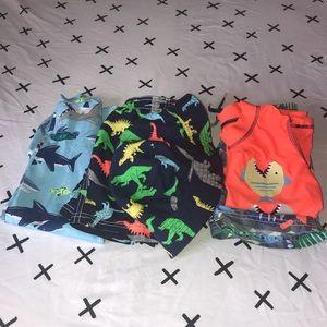 BOYS 3T Carter's swimwear